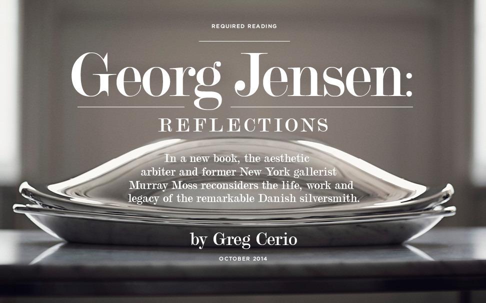 Georg Jensen Reflections