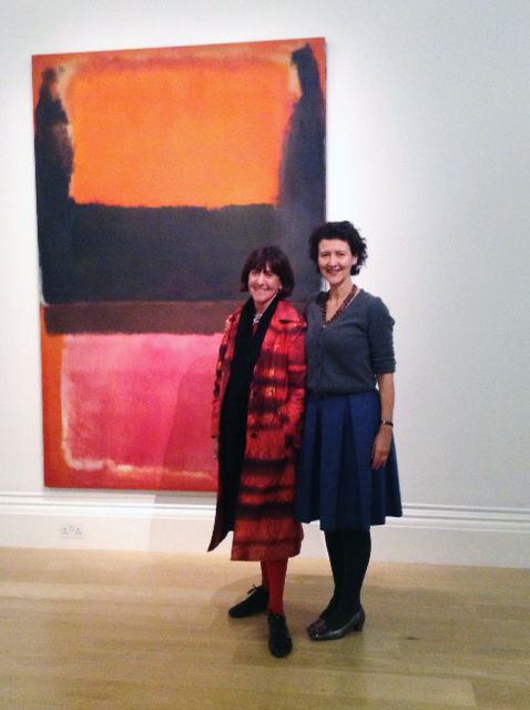 THE EYE AND SOTHEBY'S CHAIRMAN MELANIE CLORE