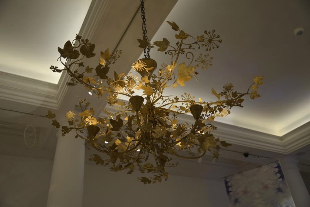 Ivy Shadow Chandelier
