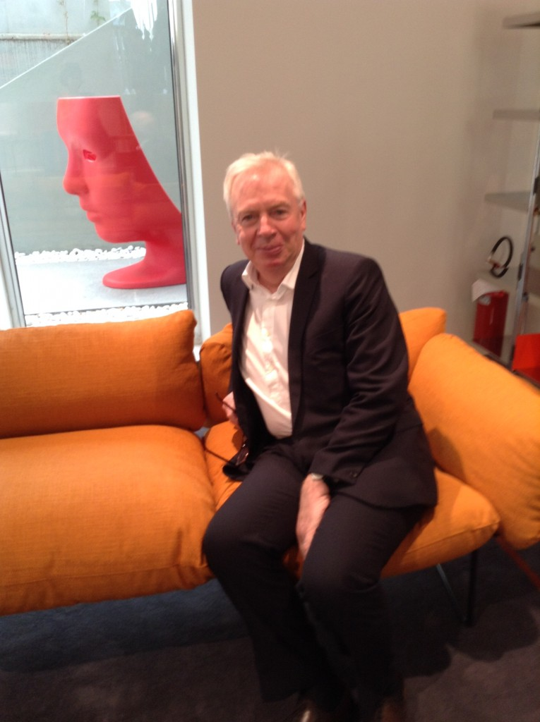 David Chipperfield newly appointed Creative Director VITRA
