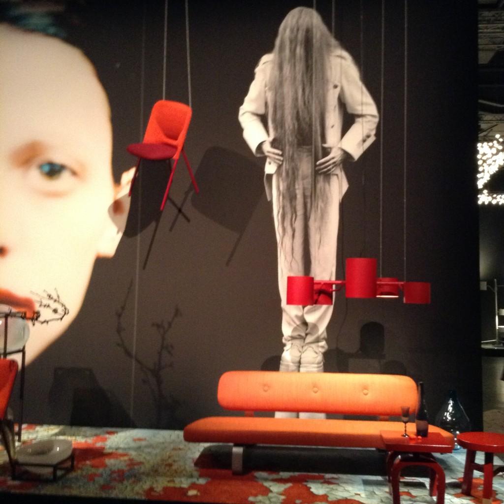 Challenging the imagination- RAHI REZVANI'S intense imagery
