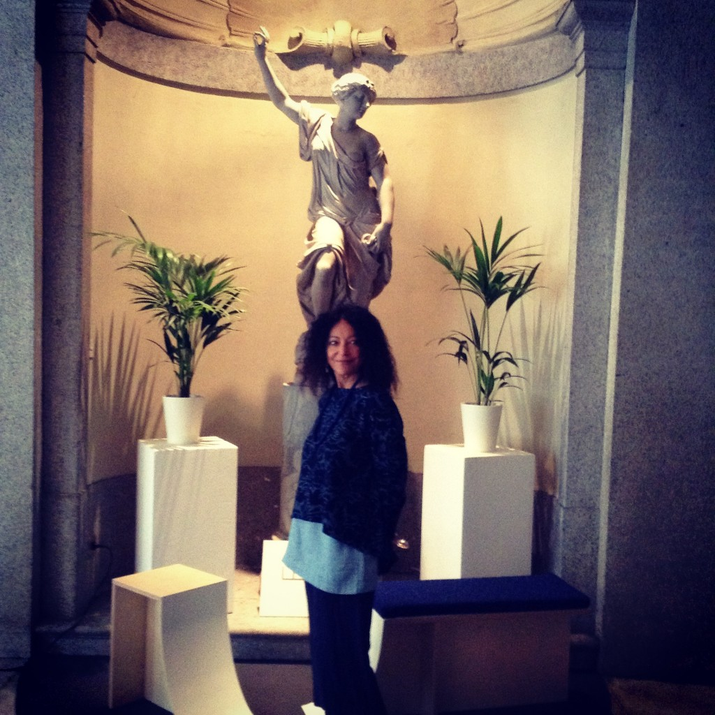 Tricia Guild at Air B'N'B Palazzo Crespi