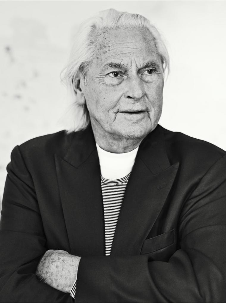 The man himself, photo by Zero1 Magazine