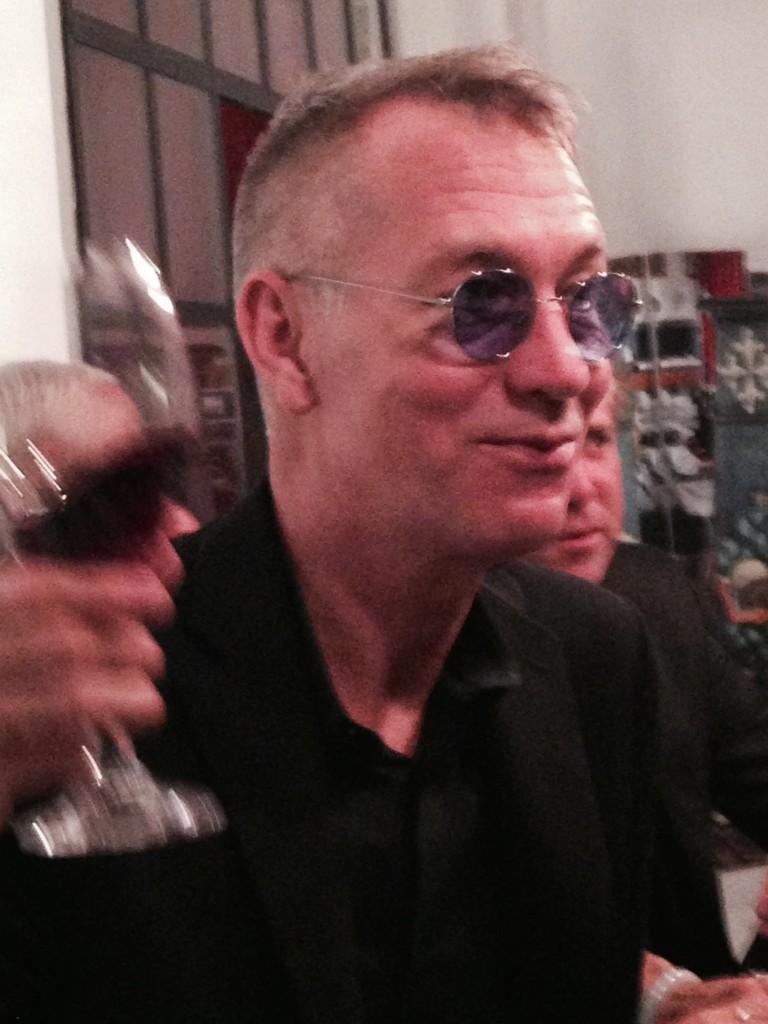 Brilliant director John Maybury