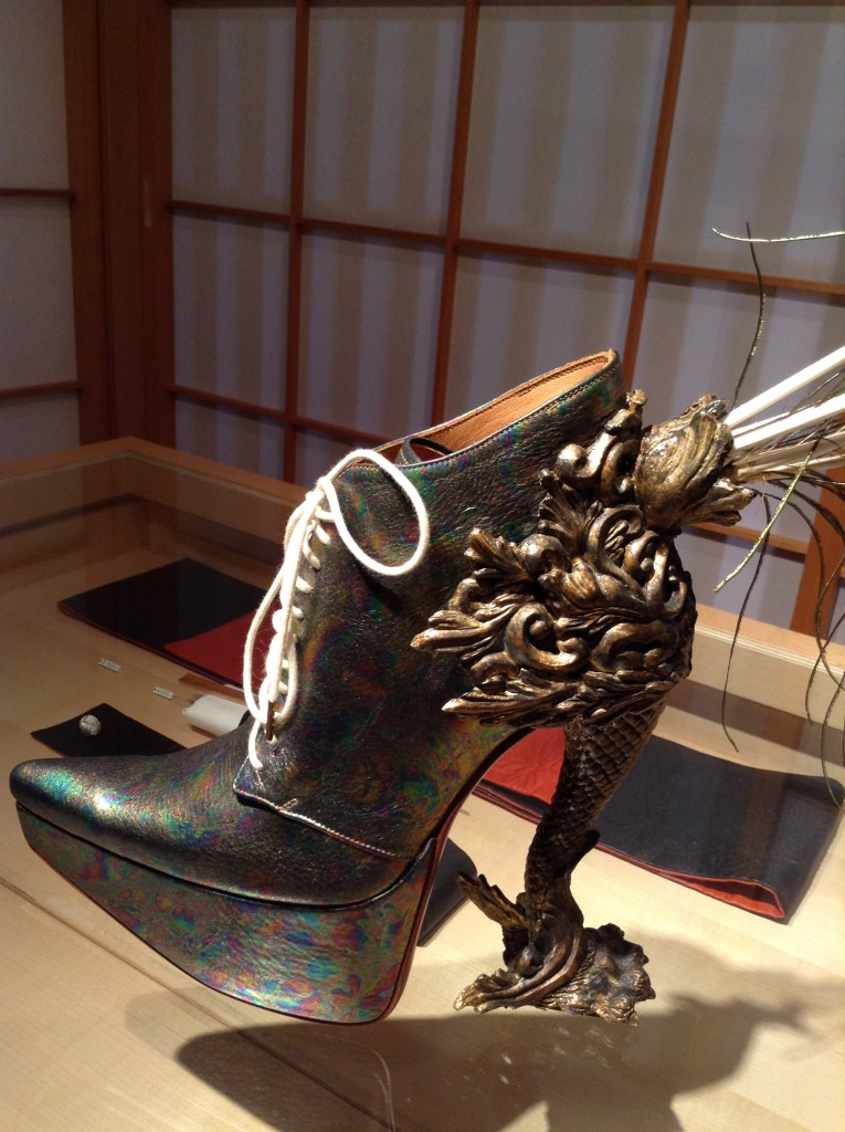 Shoe for Lady Gaga