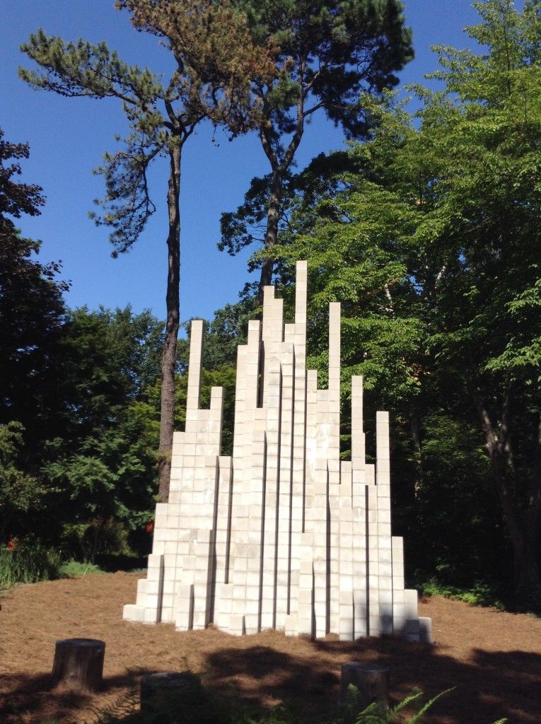 Sculpture, Sol le Witt